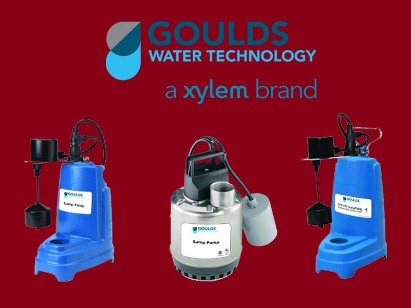 Goulds Sump Pumps